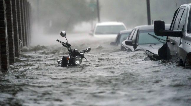 « Inondations catastrophiques » sur le passage de l'ouragan Sally