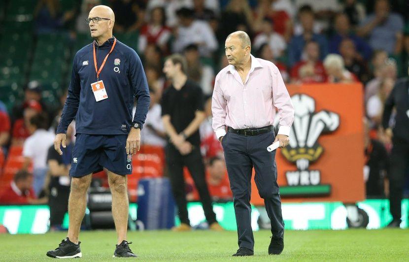 Coupe du monde de rugby: L'adjoint anglais insinue que les All Blacks étaient derrière la caméra espion
