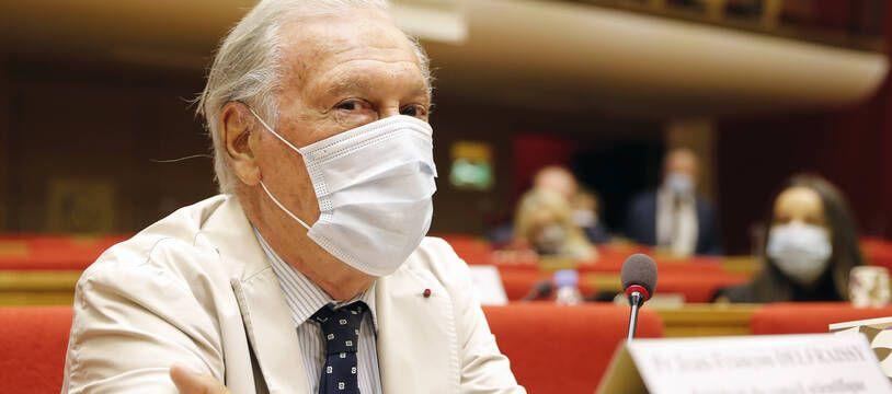 Pour le Pr Jean-François Delfraissy, président du Conseil scientifique, il sera très difficile de garder le masque après le 30 juin.
