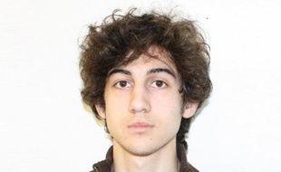 Image fournie par le FBI de Djokhar Tsarnaev
