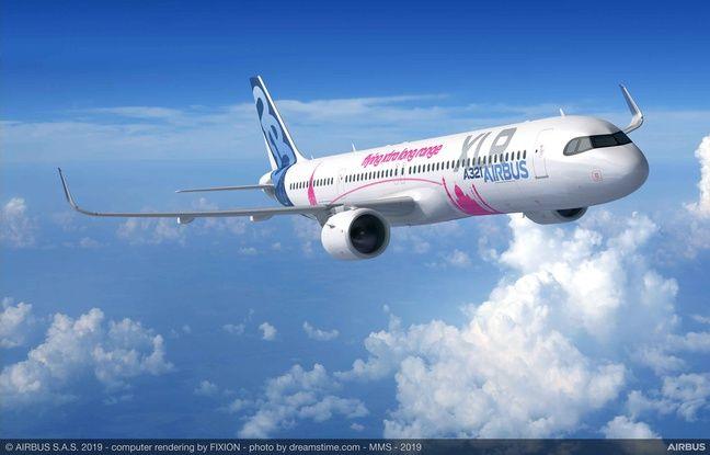 Airbus annonce une version très longue distance de son A321 (et a déjà des commandes)