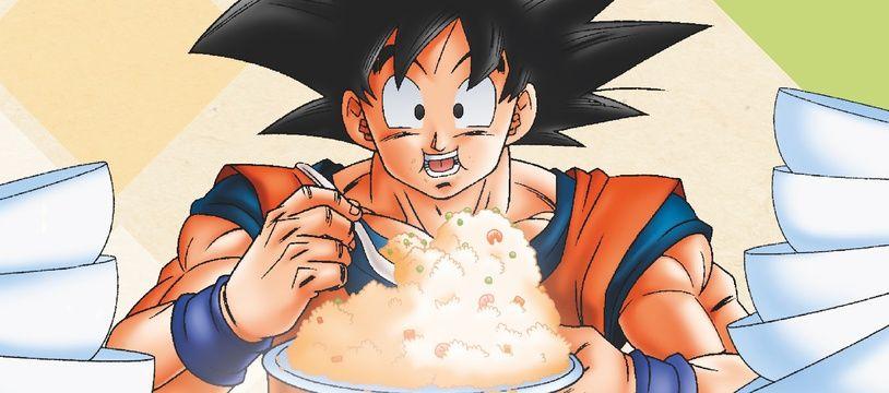 «Les Recettes légendaires de Dragon Ball», ou comment engloutir des bols de riz comme Goku