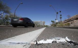 Un des véhicules autonomes d'Uber a été impliqué lundi dans un accident mortel avec une piétonne à Tempe (Arizona)