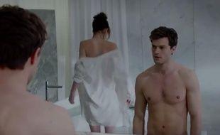 Une nouvelle bande-annonce pour Fifty Shades of Grey, attendu en février 2015