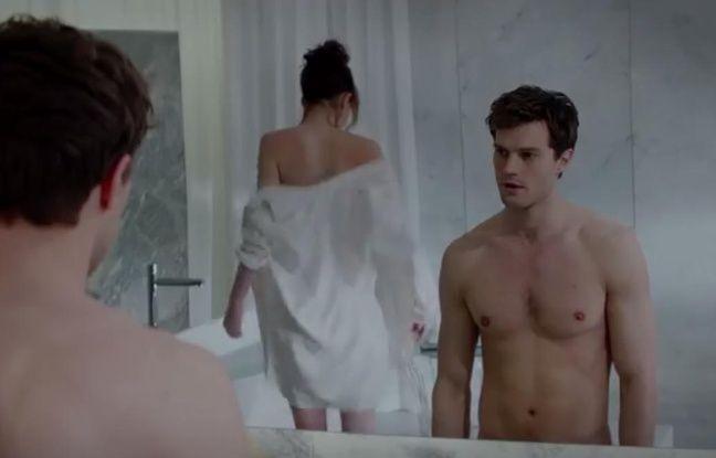 «50 Nuances de Grey» contient 20 minutes de scènes de sexe