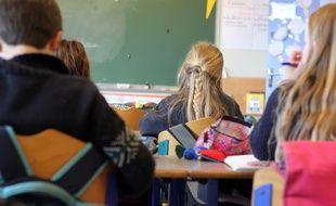 Illustration d'une école primaire, ici à Rennes.
