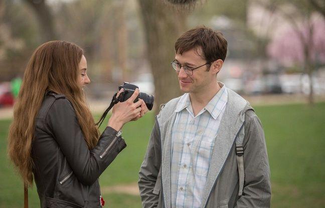 Shailene Woodley et Joseph Gordon-Levitt dans Snowden d'Oliver Stone