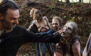 Image extraite de la saison 6 de «The Walking Dead»