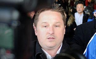 Selon la presse canadienne, l'homme arrêté est Michael Spavor, qui s'est fait connaître en aidant Dennis Rodman à rencontrer Kim Jong-un.