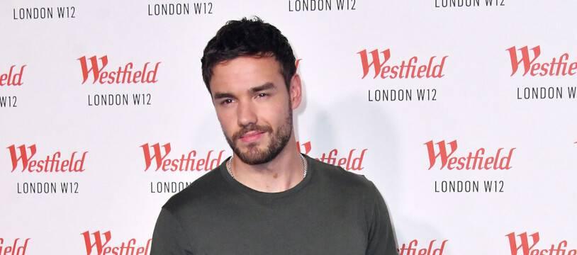 Le chanteur Liam Payne