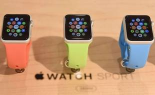 Des Apple Watch en vente le 24 avril au Japon