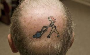 Illustration d'un tatouage.