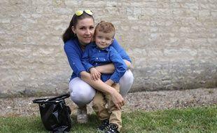 Vanessa a aujourd'hui retrouvé son fils, qui se porte parfaitement selon elle.
