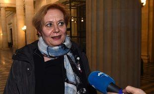 La magistrate Isabelle Prévost-Desprez est jugée en appel jusqu'à jeudi 9 février. AFP PHOTO / MEHDI FEDOUACH