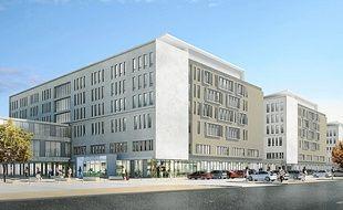 La construction du Médipôle doit débuter en février 2015.