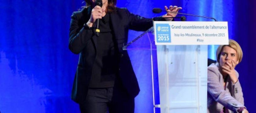 Delphine Bürkli est la maire du 9e arrondissement de Paris depuis 2014 et est signataire de l'appel.