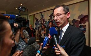 Le procureur de la République à Lille, Frédéric Fèvre.