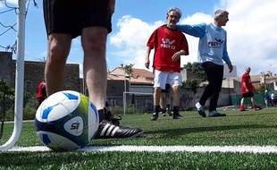 Les Marseillais ont de bons espoirs de ramener la coupe de walking-foot à la maison