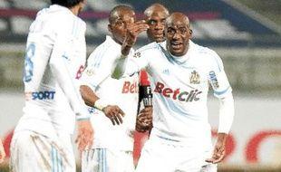 Fort de ses prestations en équipe de France, Diarra sera plus écouté à l'OM.