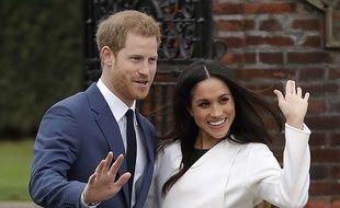 Le mariage du prince Harry et  de Meghan Markle, c'est samedi.