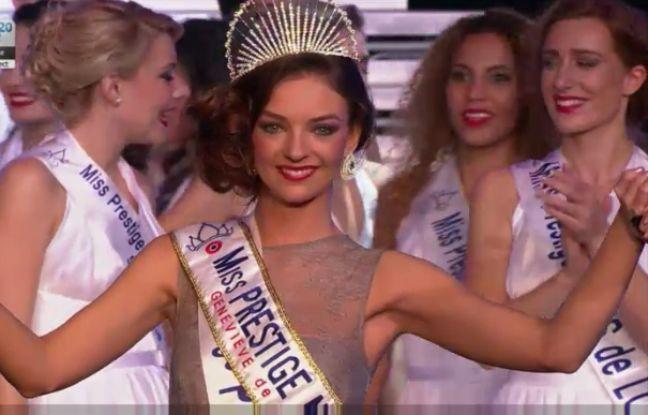 Miss Picardie a été sacrée Miss Prestige National 2016 en Alsace