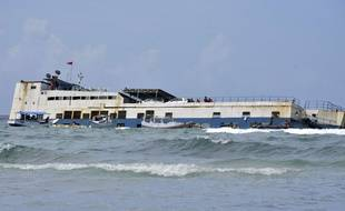 Le bateau a sombré à proximité de l'île des Célèbes, mardi 3 juillet.