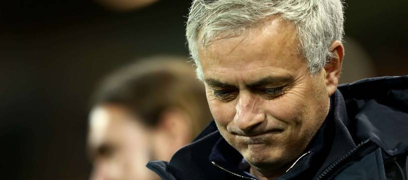 Direction la Roma pour José Mourinho.