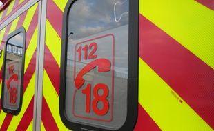 Les pompiers ont retrouvé le corps sans vie de l'adolescent peu après. Illustration
