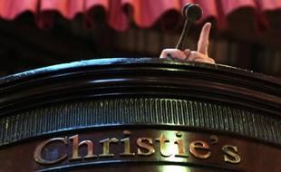 La maison Christie's a fait une démonstration de force le 17 mai 2017 à New York (Etats-Unis), avec une vente dont le total a atteint 448 millions de dollars