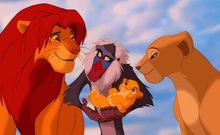 Image du «Roi Lion».