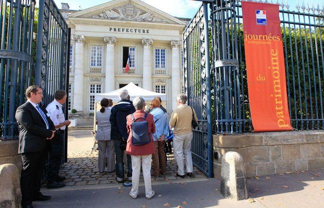 Journées du patrimoine: A Nantes, la préfecture n'ouvrira pas ses portes «pour des raisons de sécurité»