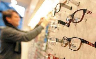 40 % des personnes âgées portent des lunettes inadaptées.