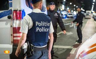 Image d'illustration de la police belge.