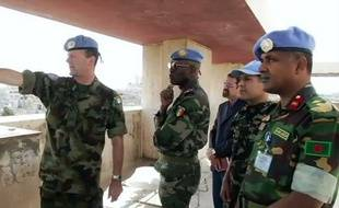 La mission des observateurs de l'ONU, déployés en avril en Syrie pour surveiller un cessez-le-feu qui ne s'est jamais concrétisé, se termine dimanche à minuit, jour choisi par le Sunday Times pour révéler le rôle caché des services secrets britanniques aux côtés des rebelles.