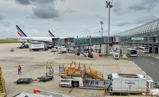 Des avions à l'aéroport de Roissy-Charles-De-Gaulle. (archives)