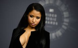 Nicki Minaj aux MTV VMA 2014