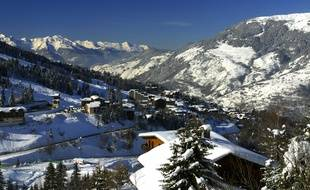 Courchevel.