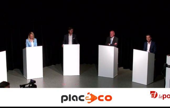 Le débat sur les régionales en Nouvelle-Aquitaine organisé par 20Minutes, Placéco et Le Populaire du centre