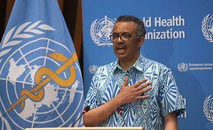 Tedros Adhanom Ghebreyesus, directeur de l'OMS