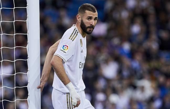 Espagne : Karim Benzema devrait prolonger son contrat au Real Madrid d'une saison supplémentaire, jusqu'en 2022