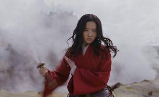 Liu Yifei dans «Mulan» de Disney
