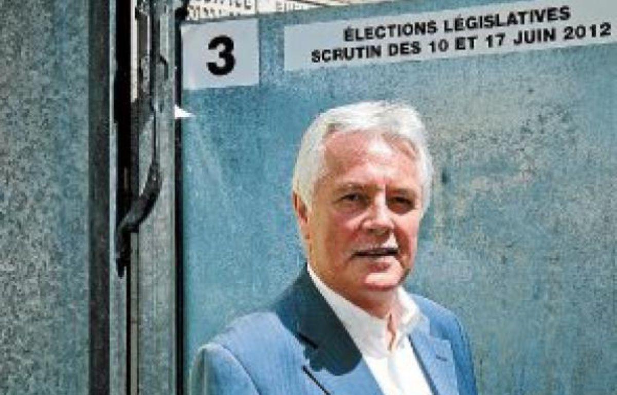 L'ex-patron de la CGT Cheminots se présente sous l'étiquette Front de gauche. –  V. WARTNER / 20 MINUTES