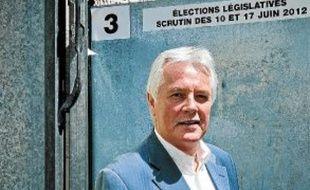 L'ex-patron de la CGT Cheminots se présente sous l'étiquette Front de gauche.