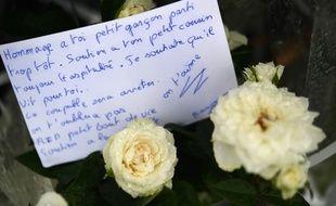Des fleurs à Lorient