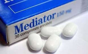 Une boîte de Mediator (image d'illustration).