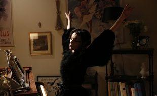 Jeanne Balibar dans Barbara de Mathieu Amalric