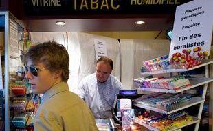 Pour Ouvrir Un Compte En Banque Passez Au Bureau De Tabac