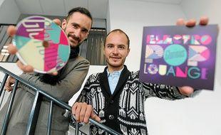 Benjamin ( à gauche) et Thomas Pouzin se laissent jusqu'à juin pour trouver les candidats.