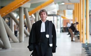 Alexandre Novion, avocat de Yoann Gautreau.Photo : Sebastien Ortola