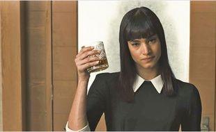 Sofia Boutella dans Kingsman